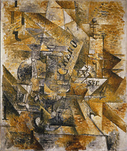 Braque Nature morte banderillas